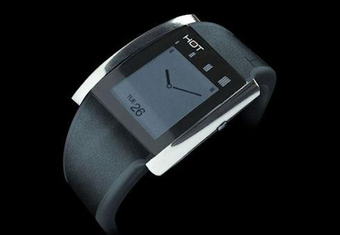 Hot Watch – умные часы с динамиком-ладонью