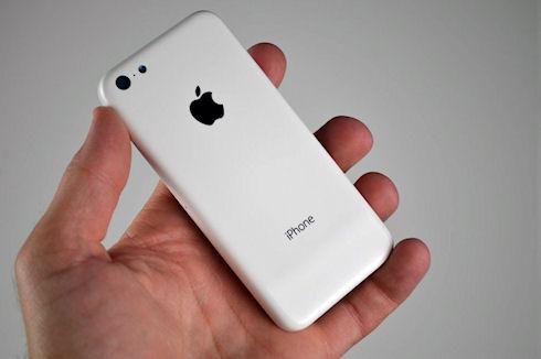 Цена iPhone 5C составит 490 долларов