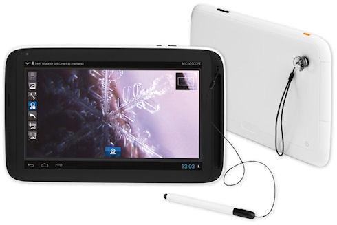 Intel Education Tablet – планшеты для программы Classmate PC