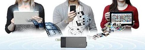 Kingston MobileLite Wireless – универсальный беспроводной кардридер