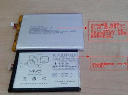 Changhong Z9 – китайский смартфон с аккумулятором 5000 мАч