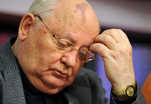 Хакеры разместили новость о смерти Михаила Горбачева