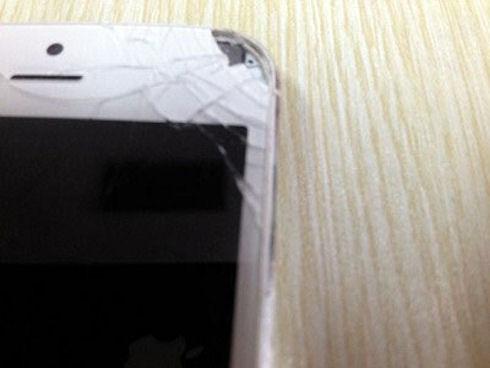 iPhone 5 взорвался после 40 минут разговора