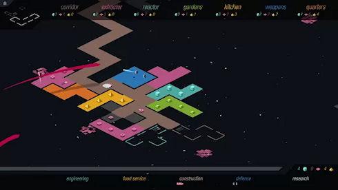 Rymdkapsel – космические приключения в стиле Тетрис