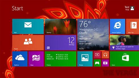 Windows 8.1 будут улучшать вплоть до выпуска финального релиза