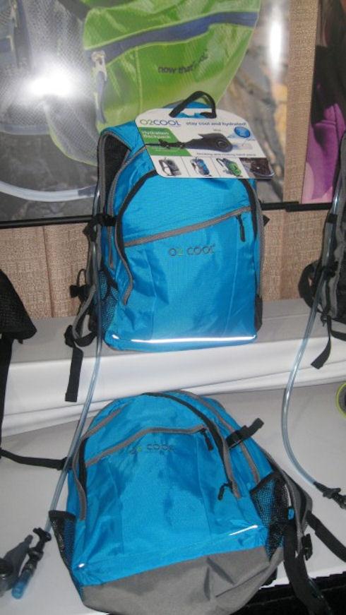 O2 Cool – рюкзак для охлаждения и увлажнения воздуха