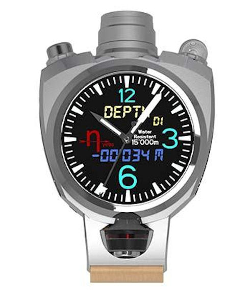 Hyetis Crossbow – «умные» механические часы