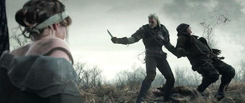Killing Monsters — новое видео для игры «Ведьмак 3: Дикая охота»