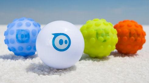 Sphero 2.0 – умный, быстрый и яркий мяч