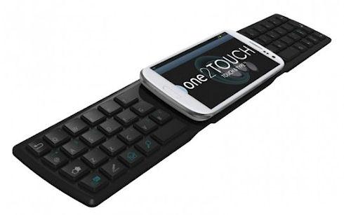 One2Touch Softpad S1 – NFC-клавиатура для смартфонов