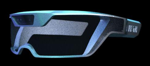 META.01 – доступные очки дополненной реальности