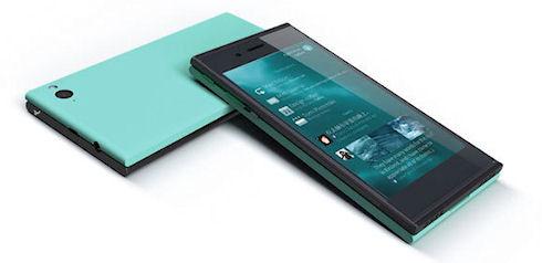 Компания Jolla продала первую партию Sailfish-смартфонов
