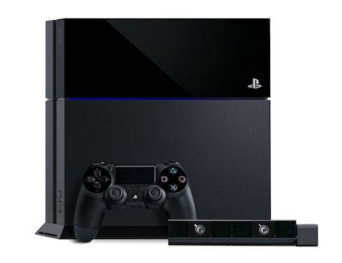 Продажи Sony PlayStation 4 начнутся 15 ноября