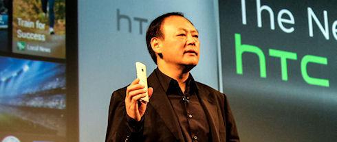 Глава HTC — слабое звено компании