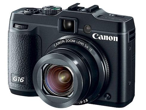 Canon выпустила две новые модели компактных камер PowerShot