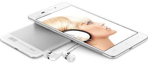Смартфон BBK Vivo X3 толщиной 5,75 мм