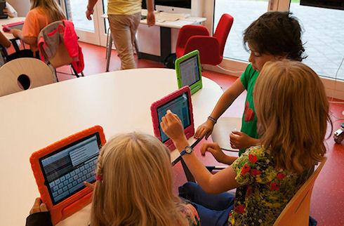 В Голландии начали работу 7 школ Стива Джобса