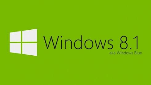 Microsoft закончила работу над Windows 8.1