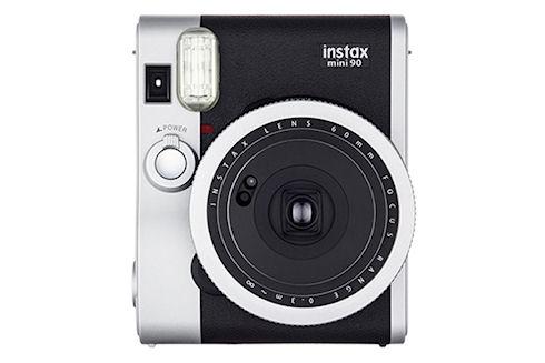Fujifilm Mini 90 Neoclassic – продвинутая камера мгновенного действия