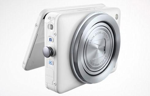 Canon PowerShot N – компактная камера для пользователей Facebook