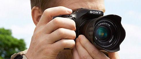 Новая беззеркалка Sony Alpha A3000 за 400 долларов