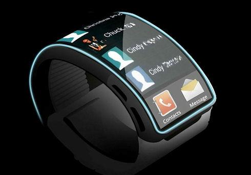 4 сентября пройдет презентация умных часов Samsung Galaxy Gear