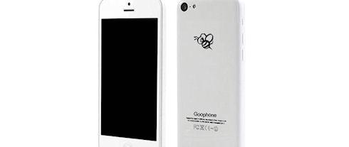 Китайская копия iPhone 5C по цене 100 долларов