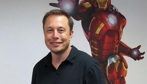 Элон Маск пообещал показать реальное рабочее место «Железного человека»