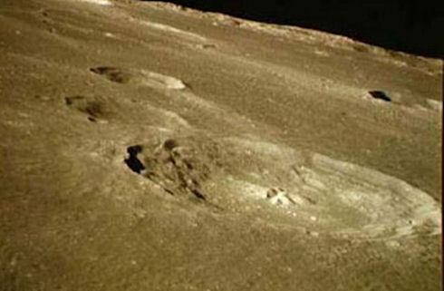 Луна обладала водными запасами в далеком прошлом