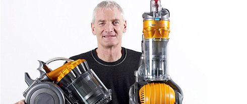 Dyson создаст робот-пылесос