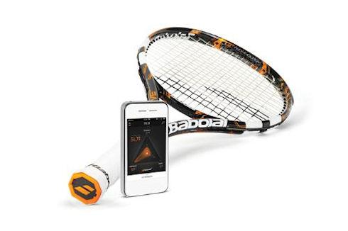 Теннисная ракетка Play Pure Drive с возможностью доступа в Сеть