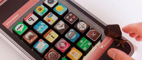 День святого Валентина принесет англичанам iPad, цветы и шоколад