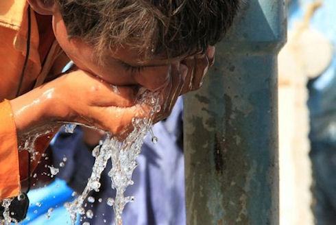 Антибактериальные губки очистят воду с помощью серебра