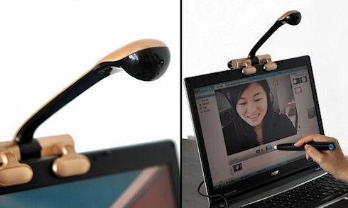 Touch Screen Camera For Laptop – для любителей сенсорных дисплеев