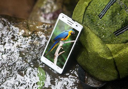 Huawei Honor 3 – защищенный китайский смартфон