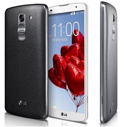 Новый фаблет LG G Pro 2