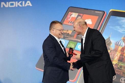 Microsoft приобрела мобильное производство Nokia