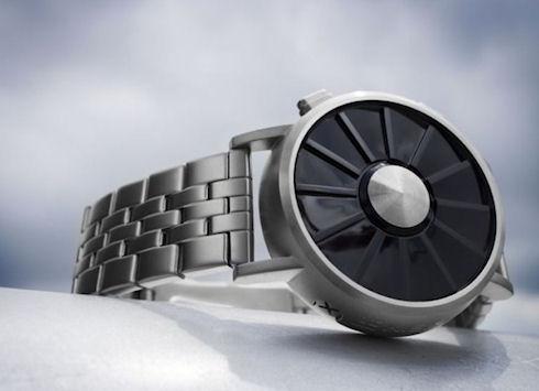 Tokyoflash Kisai Blade – часы с «турбированным» циферблатом