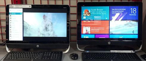 Windows 8 стала популярнее на 2% за последний месяц