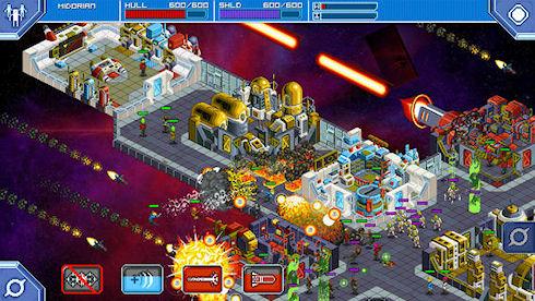 Star Command – мобильная космическая эпопея