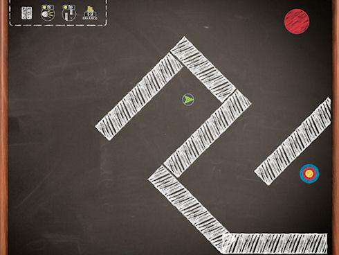 The Impossible Line – виртуальный тренажер памяти