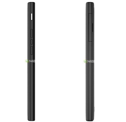 Первые изображения нового смартфона BlackBerry Jakarta