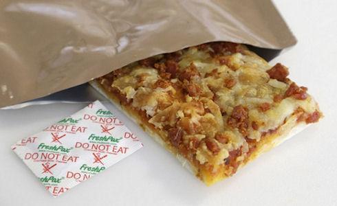 В США создали «пиццу на три года»