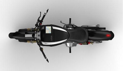 Lito Sora – электромотоцикл за 42 тыс. долларов
