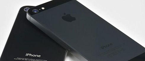 Продажа iPhone сократилась в преддверии презентации iPhone 5S и 5C