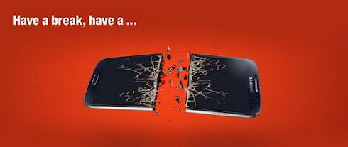 Nokia смеется над Android KitKat
