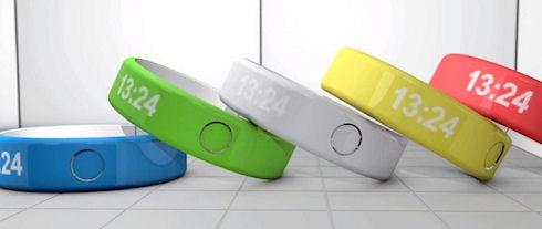 iBand – дизайнерская альтернатива Apple iWatch