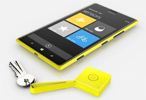 Nokia Treasure Tag – ваш «умный» страж