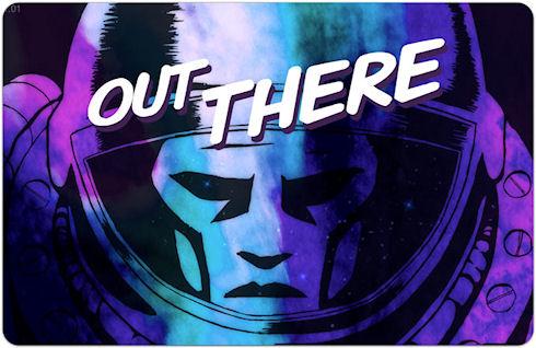 Out There - фантастический игровой шедевр!