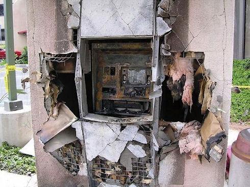 Хакеры взломали банкоматы на несколько миллионов долларов